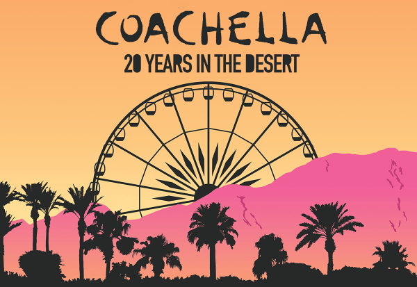 "Dokument ""Coachella: 20 Years in the Desert"" od 10 kwietnia na YouTubie!"