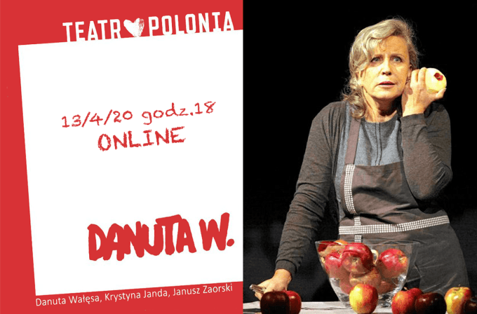 """Danuta W."" online za darmo 13/04/2020"