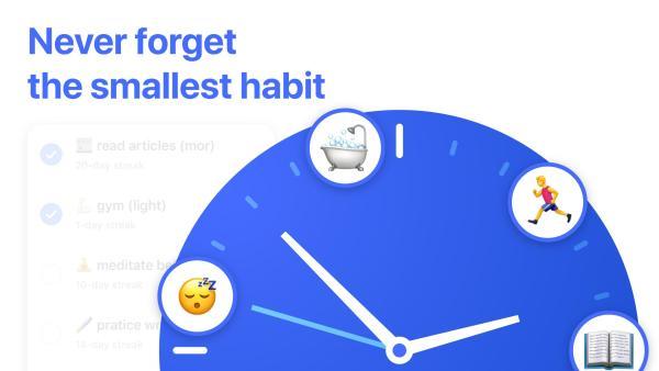 Wprowadź w życie dobre nawyki z aplikacją Habitify