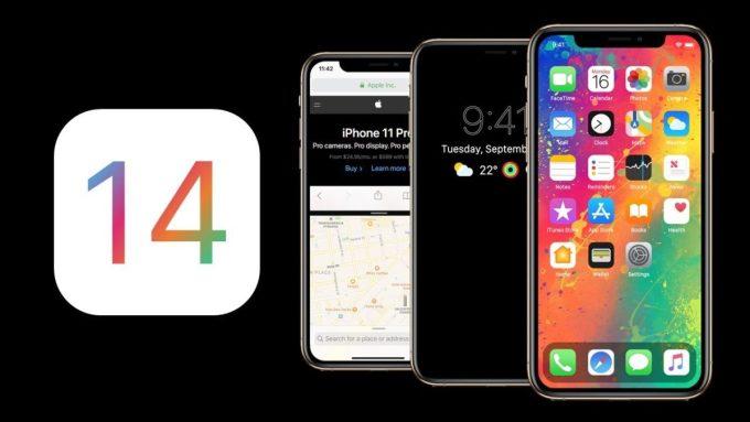 Koncepcja systemu iOS 14