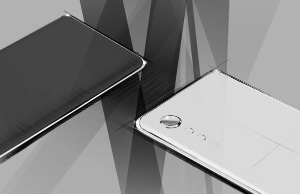 Nowy design smartfona LG