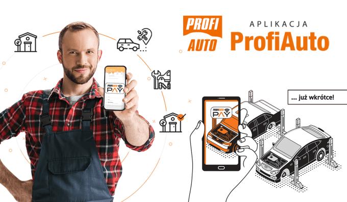 ProfiAuto - aplikacja mobilna