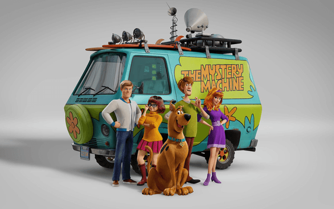 """Scoobs"" od Warner Bros."