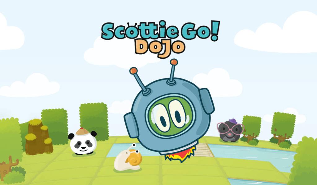 Scottie Go! Dojo (aplikacja/gra mobilna do nauki programowania dla dzieci)