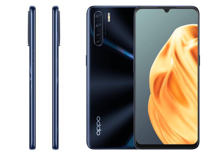Smartfon OPPO A91