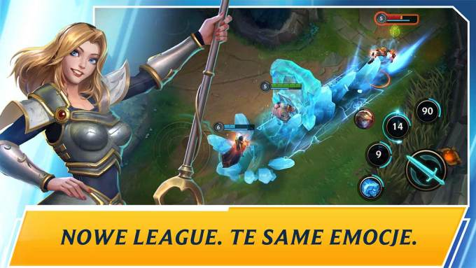 Nowe League, te same emocje