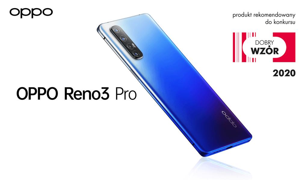 OPPO Reno3 Pro – Dobry Wzór 2020