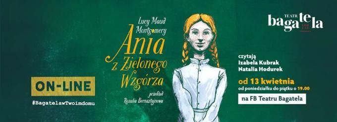 Teatr Bagatela – Ania z Zielonego Wzgórza