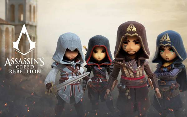 "Nowatorska odsłona gry ""Assassin's Creed Rebellion"""