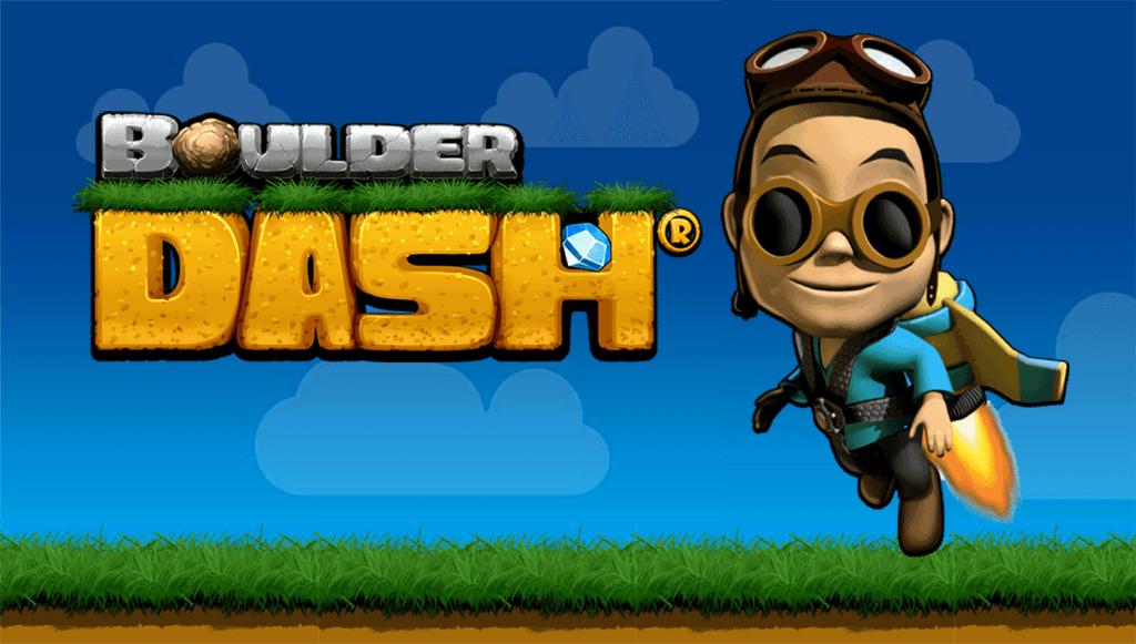 """""""Boulder Dash"""" na smartfony to powrót do gry sprzed lat!"""
