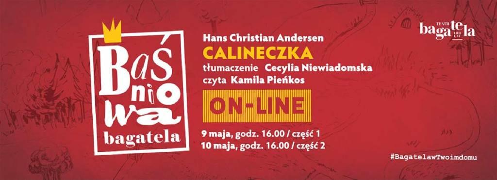 Teatr Bagatela – Calineczka