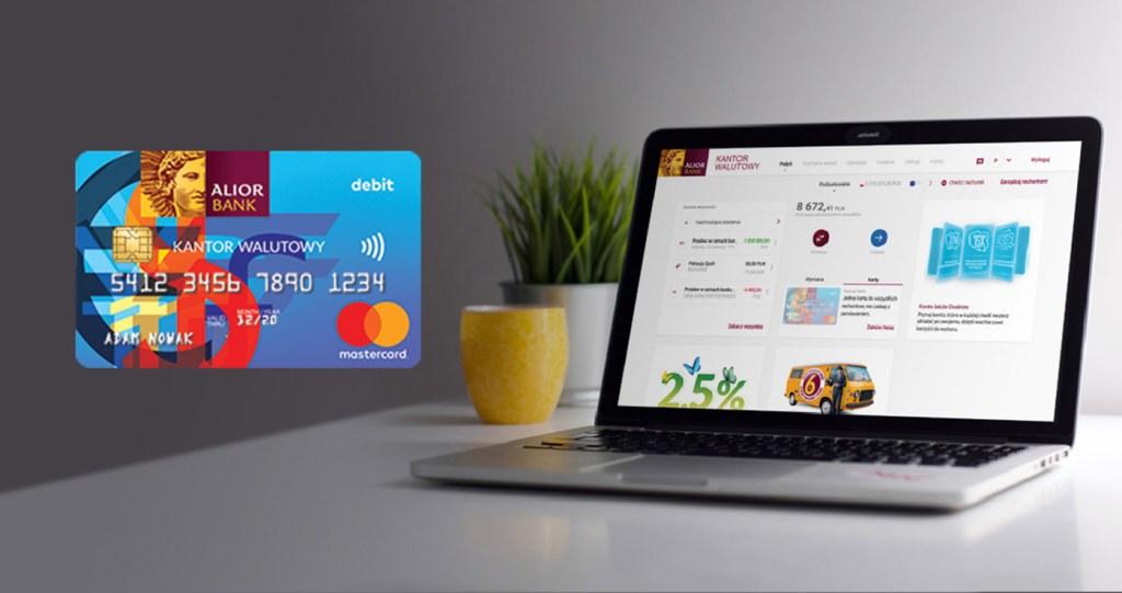 Doładowanie rachunku Kantoru Walutowego dowolną karta przez DotPay
