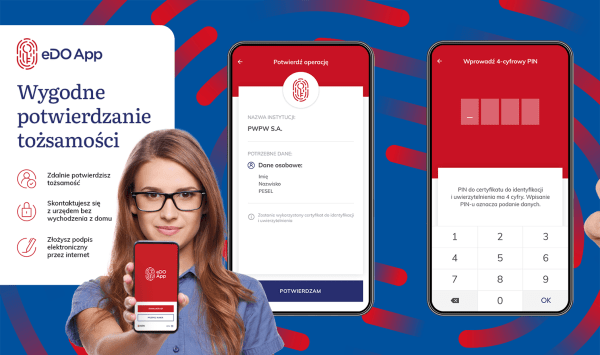 Alior Bank pracuje z PWPW nad wykorzystaniem eDO App do weryfikacji klientów