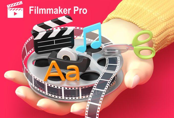 Filmmaker Pro - aplikacja mobilna do edycji filmów