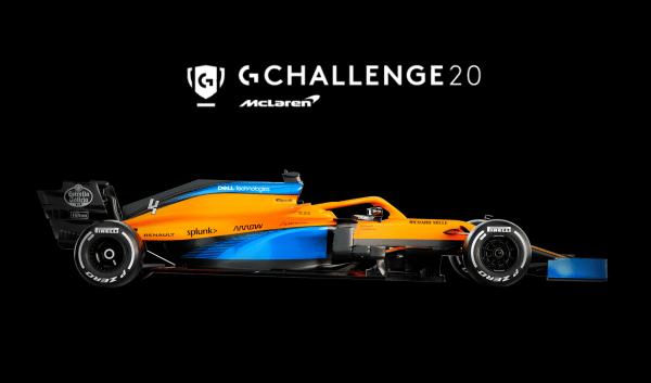 Logitech G ogłasza Logitech McLaren G Challenge 2020