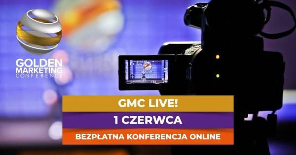 Weź udział w bezpłatnej konferencji GMC Live!