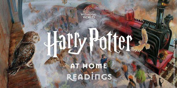 """Gwiazdy czytają rozdziały z """"Harry'ego Pottera"""" w oryginale!"""