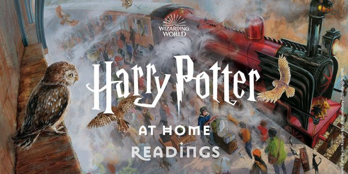Harry Potter at Home (Spotify)