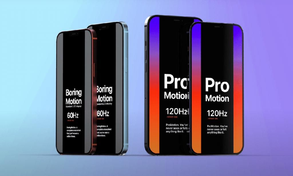 iPhone 12 Pro render
