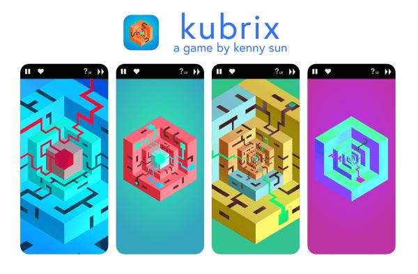 """Gra """"Kubrix"""" ma trochę z Rubika i Kubricka"""