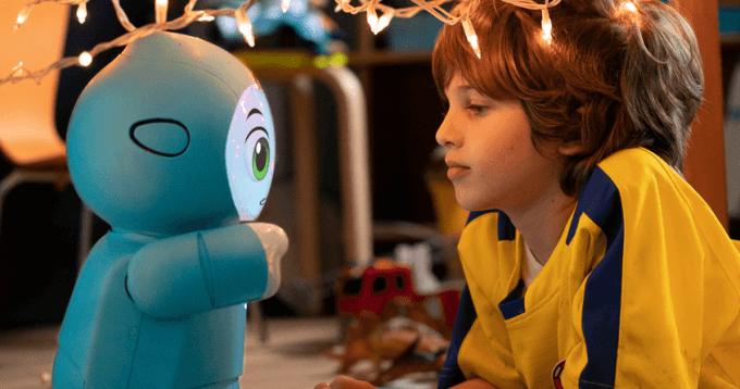 Dziecięcy robot Moxie od Embodied, Inc.