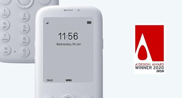 Polski Mudita Pure nagrodzony A'Design Award 2020!