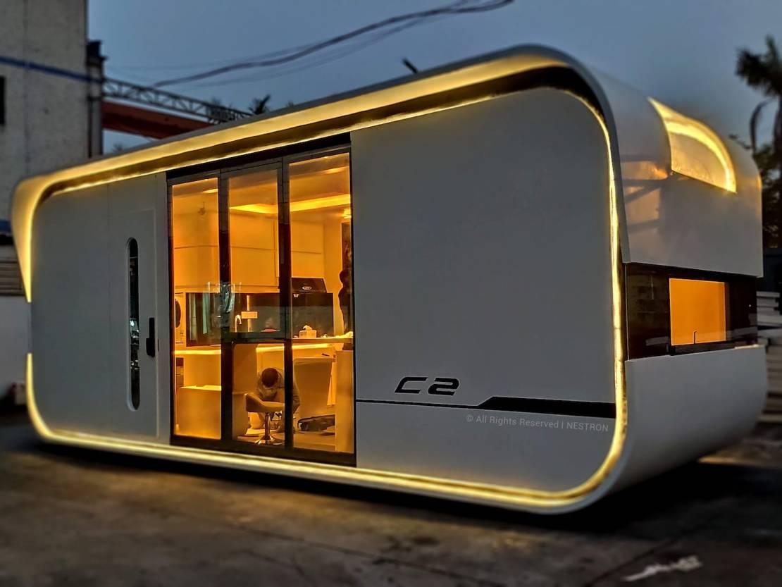 Mobilny dom Nestron Cube Two (C2)