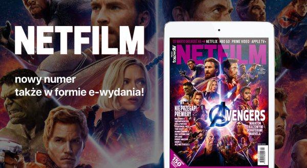 """To już 15. numer magazynu """"Netfilm"""" – także w e-wydaniu"""