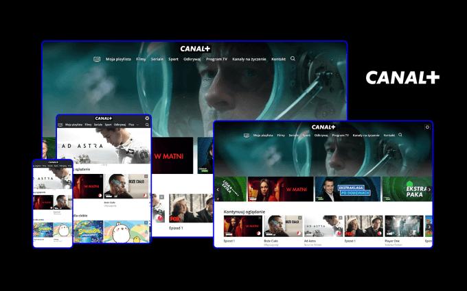 Nowa usługa streamingowa w Polsce od CANAL+