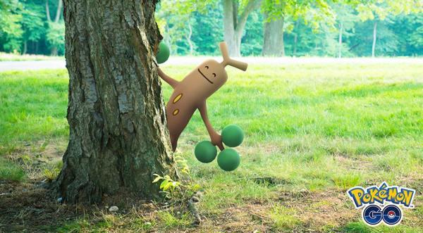 Pokemony wkrótce będą mogły ukryć się za drzewami!