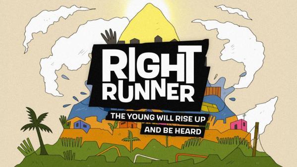 """Biegnij i walcz o prawa człowieka z """"Right Runner""""!"""