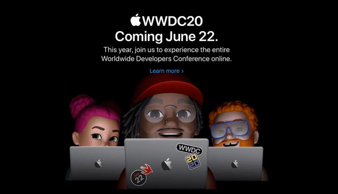 Apple WWDC 2020 (22 czerwca 2020)
