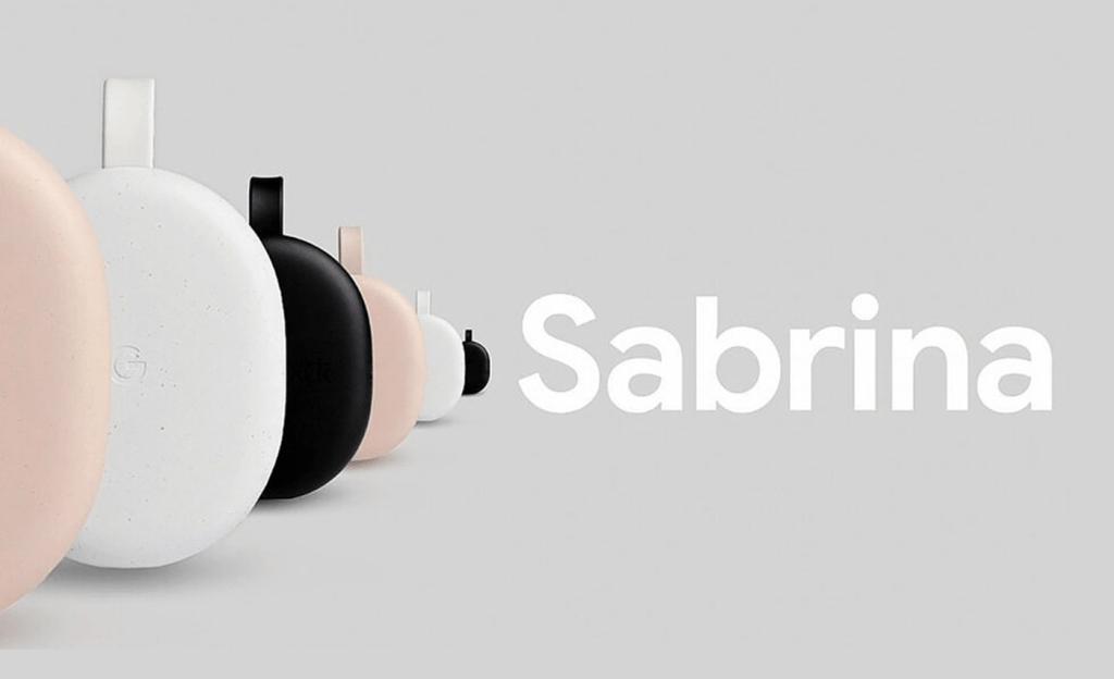 """Google Android TV """"Sabrina"""""""