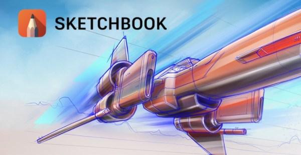 """Rysuj bez ograniczeń w """"Autodesk SketchBook"""""""
