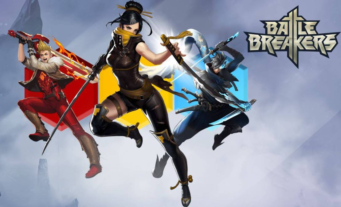 Battle Breakers (Epic Games)