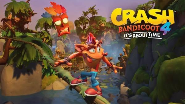 """""""Crash Bandicoot 4: It's About Time"""" od 2 października na PlayStation!"""