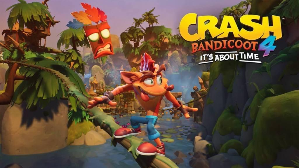 Crash Bandicoot 4: It's About Time - oficjalnie 2 października 2020 r.