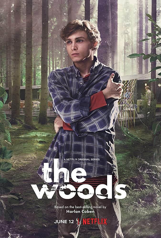 Hubert Miłkowski (W głębi lasu – The Woods), Netflix 2020