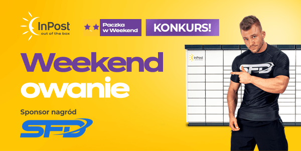 Weź udział w konkursie Weekendowanie, w którym każdy wygrywa