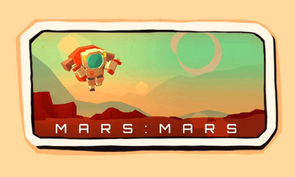 """Gra mobilna """"Mars: Mars"""""""