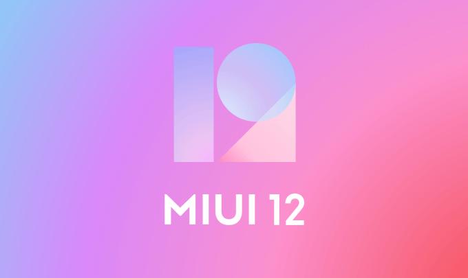 MIUI 12 – logo nakładki systemowej od Xiaomi/Redmi