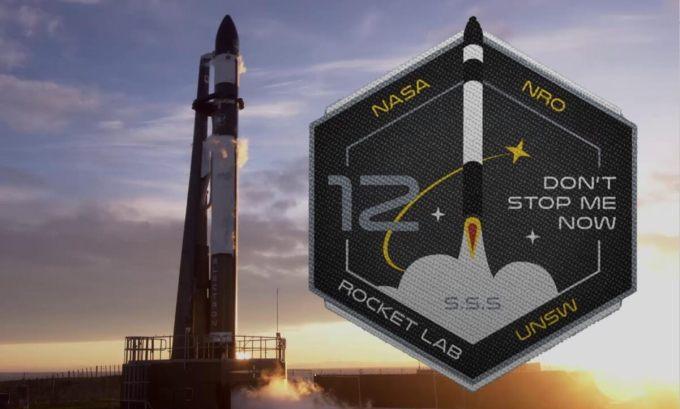 "Rocket Lab 12. ""Don't Stop Me Now"" (13 czerwca 2020)"