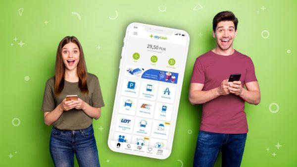 Nowa odsłona aplikacji SkyCash – sprawdź, co nowego?