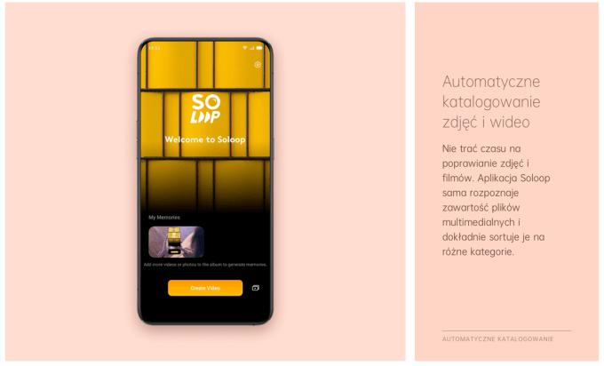 Aplikacja mobilna Soloop pod systemem ColorOS 7 od OPPO