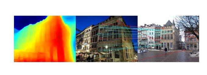 OPPO AI - technologia lokalizacji wizualnej dla urządzeń przenośnych