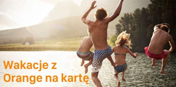 5 GB, nielimitowane rozmowy, SMS-y i MMS-y w Orange na dobry początek wakacji