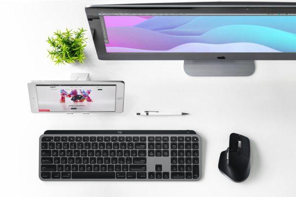 Zestaw MX Master 3 i MX Keys dostępny w wersji dla użytkowników Maca i iPada