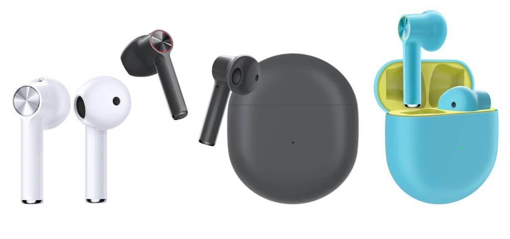 OnePlus Buds (kolory)