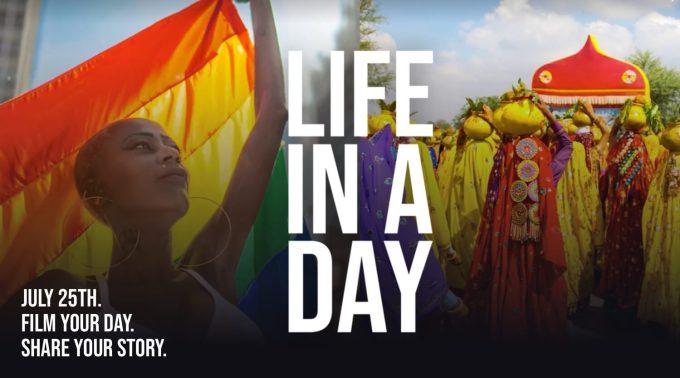 Dzień z życia 2020 (Life in a Day 2020) YouTube Originals - 25 lipca 2020 r.