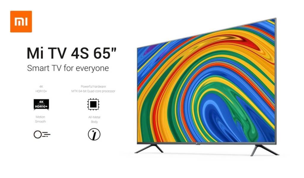 """Telewizor Mi TV 4S 65"""""""